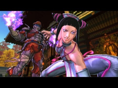 Street Fighter X Tekken All Street Fighter Rival Cutscenes (3rd Costume) [1080p] TRUE-HD QUALITY