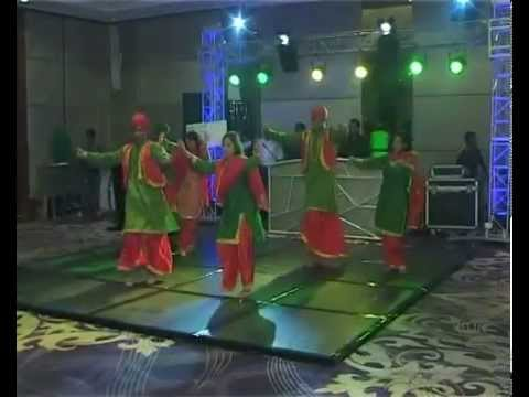 Dance Performance On Dhol Jagiro Da  WSP Annual Day