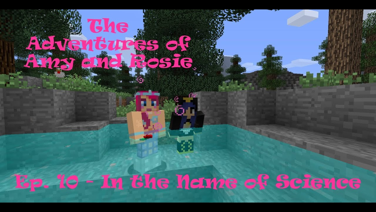 The adventures of amy and rosie ep 10 in the name of science