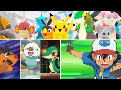 Pokémon the Series Theme Songs—Unova Region