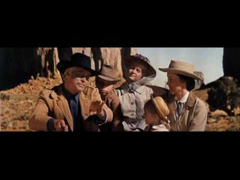 How the West Was Won (1962) --- the grand finale