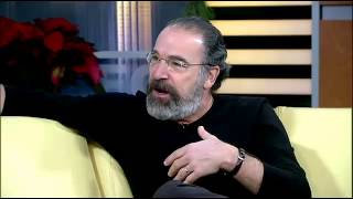 Mandy Patinkin Interview interupted