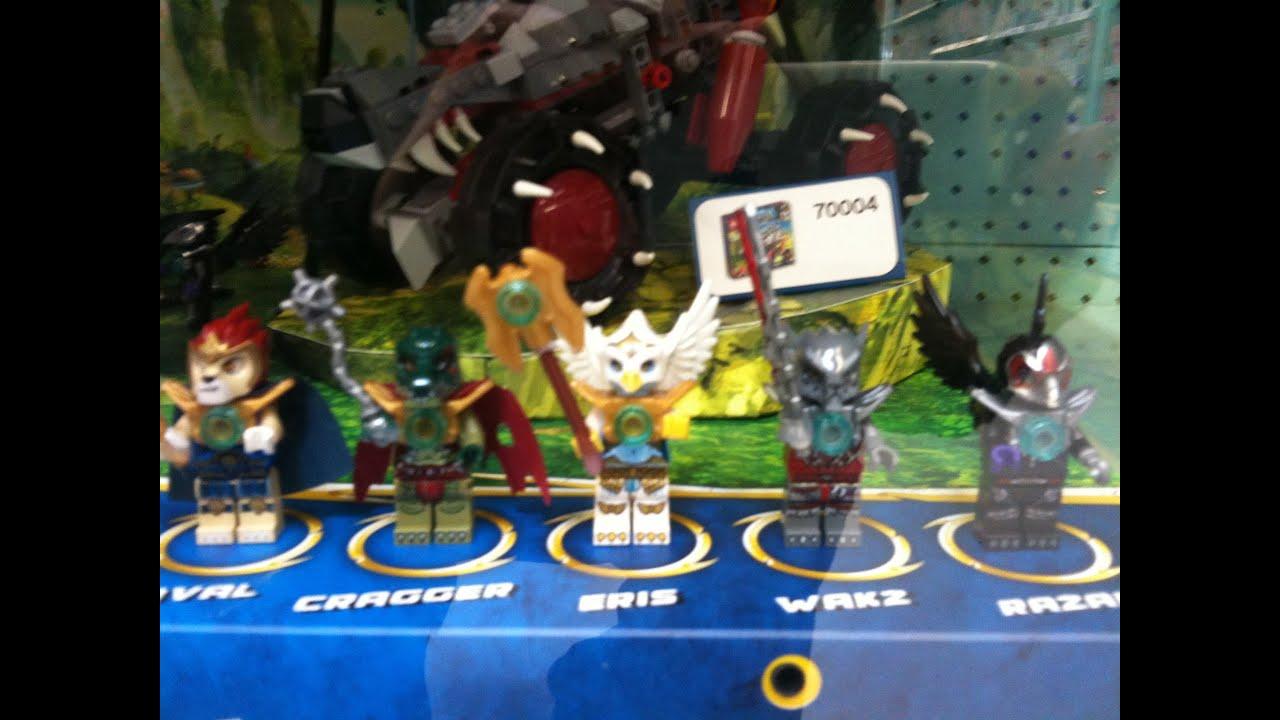 Lego chima legends of chima youtube - Image de lego chima ...
