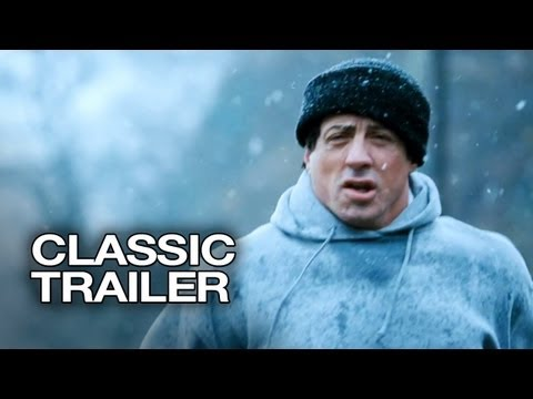 Rocky Balboa Official Trailer #1 - Burt Young Movie (2006) HD