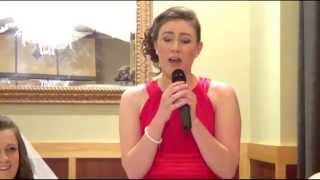 Surprise 'Let It Go' wedding speech - Weddings by PressStopProductions