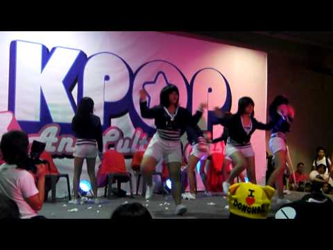 Plug De Maria - Kpop Song Remix  Kpop And Culture Fest 10.08.08 [fancam] video