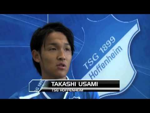 Takashi Usami in Hoffenheim:
