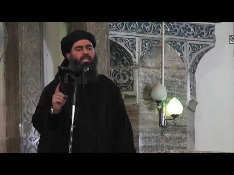 ISIS Leader Abu Bakr al-Baghdadi Threatens Israel In Latest Message - Newsy