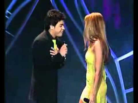 Zeze Di camargo & Wanessa Camargo -  é o amor (no puedo negar)