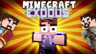 Minecraft - Exodus #3 - Cannot Unsee (Minecraft 1.8.4 Adventure Map)