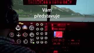 Nový letecký simulátor Piper Seneca V v Brně