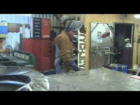 The Sound of a Good MIG Weld
