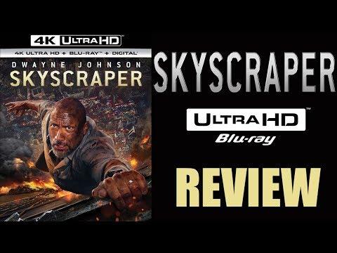 SKYSCRAPER 4K Blu-ray Review