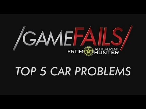 Game Fails: Best Of Car Problems