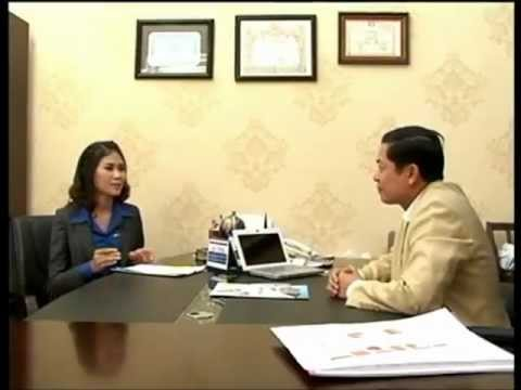 Mr. Sung Bonna's Interview on General Situation of Cambodia's Economy and Real Estate (Part II).mp4