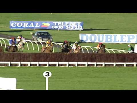 Edmond wins 1999 Coral Welsh Grand National