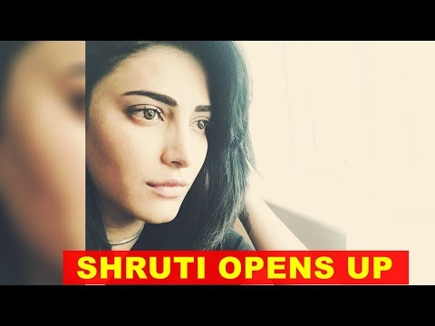 Shruti Haasan opens up on alcohol addiction and breakup