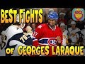 [The Best Georges Laraque Hockey Fights!!! (HQ)] Video
