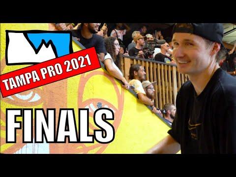 TAMPA PRO 2021: Finals (RAW UNEDITED)