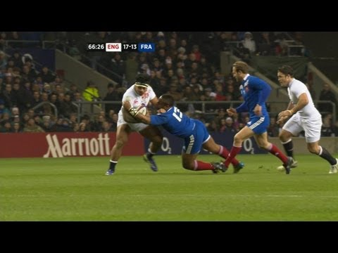 England vs France Six Nations 2013 | Six Nations video highlights - England vs France Six Nations 20
