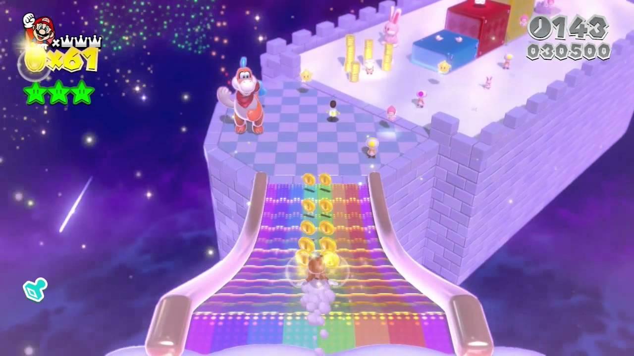 スーパーマリオ 3Dワールドの画像 p1_22