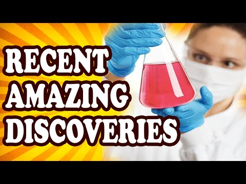 10 Amazing Scientific Discoveries Made Recently