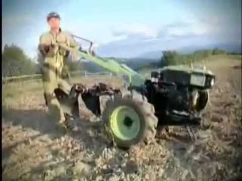 Walking Tractor.flv