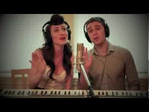 Karmin - Just A Kiss (lady Antebellum Cover) [deleted Video, Re-upload] video
