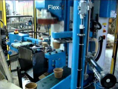 VSM Metaal - Pressing machines (the FLEX)