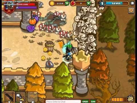 Dungeon Rampage #2 - Recrutando o Ghost Samurai!