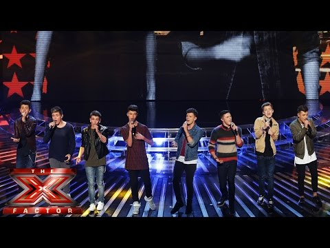 Stereo Kicks sing Boys of Summer | Live Week 2 | The X Factor UK 2014