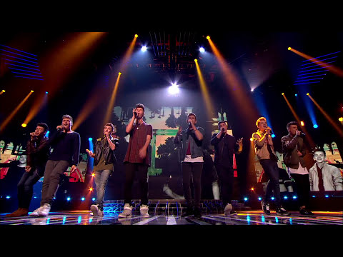 Stereo Kicks sing Boys of Summer | Live Week 2 | The X Factor UK 2014