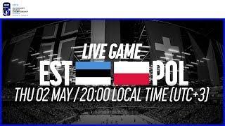 Эстония : Польша