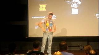 Steve Lenk - 1A Final - 26th Place - UYYC 2017 - Presented by Yoyo Contest Central