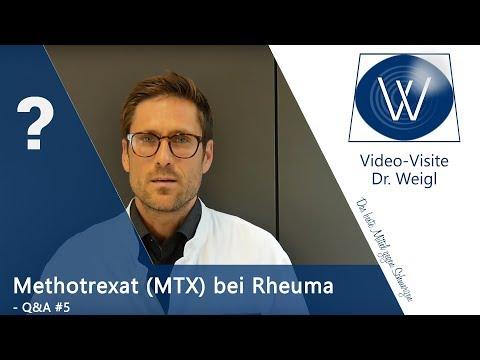 Methotrexat (MTX deutsch) Spritzen bei Rheuma, Rheumatoider Arthritis, Autoimmunerkrankung // Q&A #5