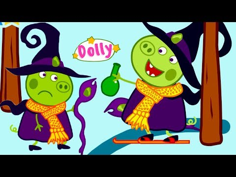 Dolly & Friends Funny Cartoon for kids Full Episodes #278 Full HD