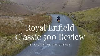 Royal Enfield Classic 500 Review | KNOX