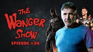 The Wanger Show #36 - Star Wars Discovery Spin-Off Set in MCU w/ Blade Runner 4920: A Batman Story