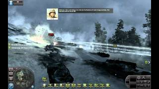 World in Conflict Mission 4 Part 2
