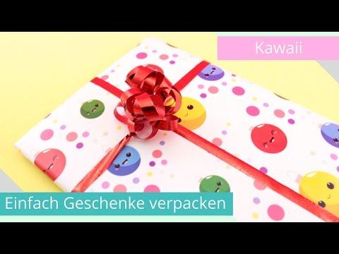 IKawaiiI Weihnachtsgeschenke Kawaii verpacken I Bücher I Anielas Fimo