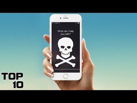 Top 10 Things You Should Never Say To Siri