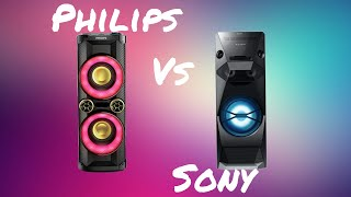 Sony v3 vs Philips nx4