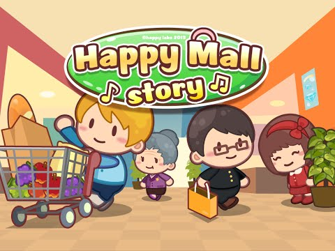 Happy Mall Story (hack) lucky patcher