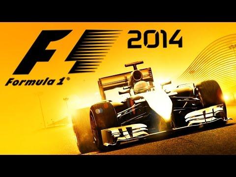 Zagrajmy w F1 2014 Pierwsze wrażenia PC Ultra 1080p PL