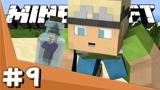 Minecraft - Heroes Of Mine #9 - To Catch A Sorcerer
