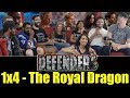 Defenders   1x4 Royal Dragon   Group Reaction