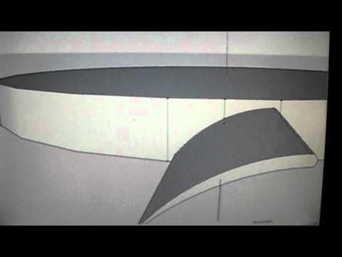 Hidden Blade Sketchup Blades G-sketchup