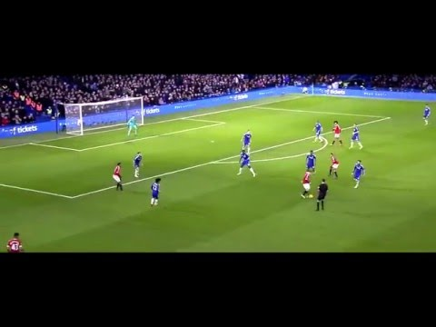Michael Carrick vs Chelsea - 7 Feb 2016