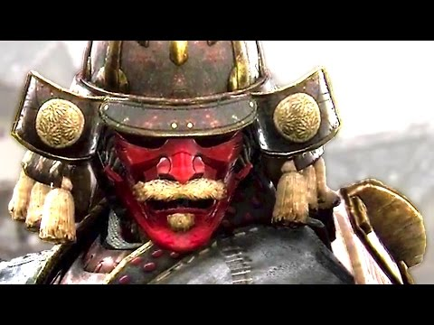 FOR HONOR Kensei, Raider and Warden Trailer (2016)