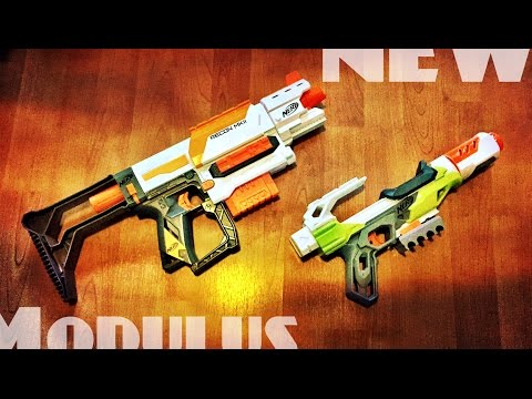 [REVIEW] Nerf MODULUS Recon MKII & Ion Fire